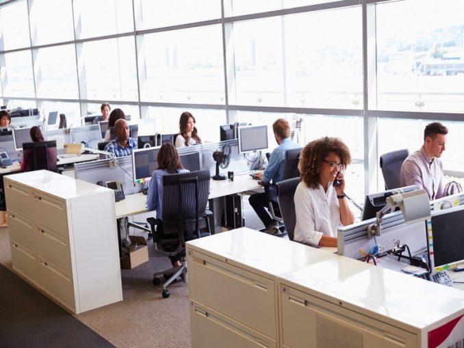 location bureau à Paris